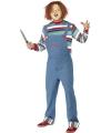 Halloween Chucky kostuum voor heren